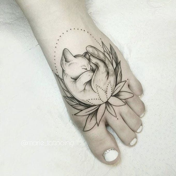 Motiv-Lexikon – Tiny Tattoo Ideas