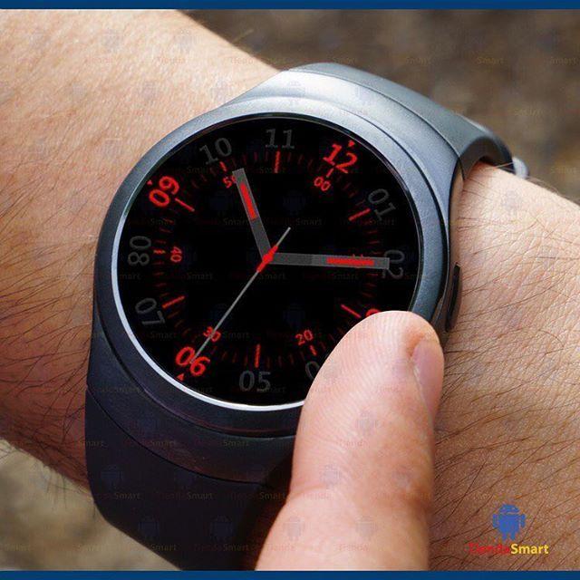 Por un costo de 790.000 Gs.llevate hoy mismo este genial y súper completo Reloj ANDROID ...que con un sofisticado diseño te ofrece funcionalidades como las de un teléfono con ese sistema operativo  Nano Chip TODAS las aplicaciones de GOOGLE PLAY STORE BLUETOOTH 4.0 WIFI GPS Conectividad 3G Sistema de mensajería Música Recordatorios Alarma MP3 - MP4 Clima Podómetro Micrófono - altavoz Medición de frecuencia cardiaca. No desaproveches esta súper oportunidad que se agotan   Info al (0981) 644…