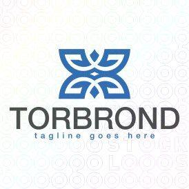 Exclusive Customizable Logo For Sale: Torbrond | StockLogos.com