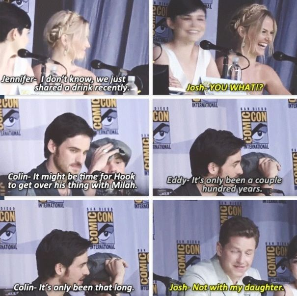 I love this cast