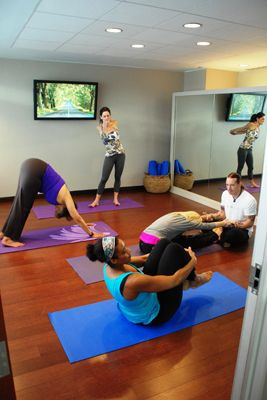 Downdog on the Go in These Airports With Yoga Rooms: Chicago O'Hare International Airport
