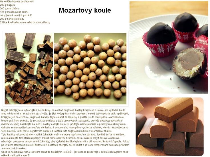 mozartovy koule