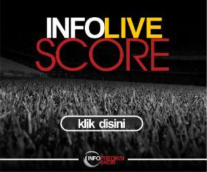 Live score dari pertandingan sepakbola internasional memang sangat menarik untuk dibahas apalagi jika mengenai klub favorit, issu, intrik, prediksi dan lainnya