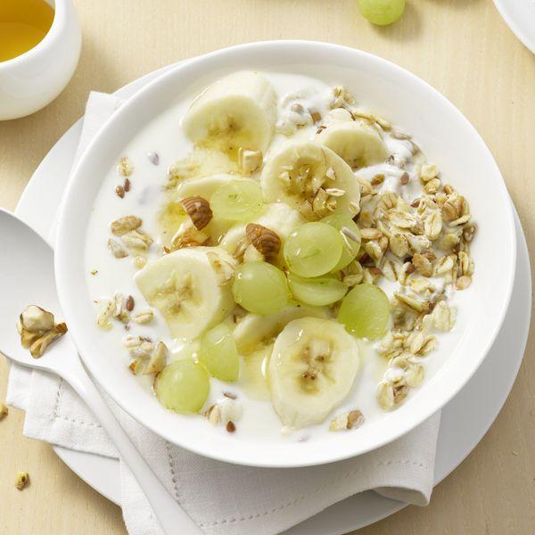 Tegen dit #ontbijt met haveryoghurt zeggen wij geen nee tijdens de #PowerStart. 3#WeightWatchers #WWRecept