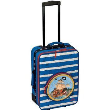 Βαλίτσα Trolley «Sharky»