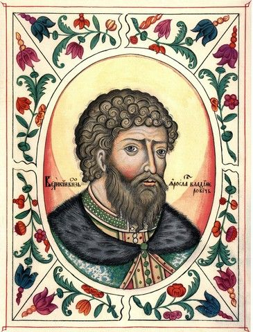 Yaroslav the Wise, grand prince of Kiev is my 27th great grandfather.