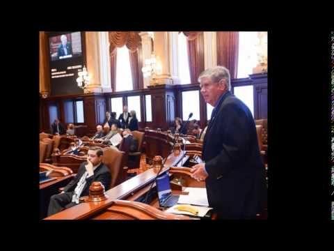 Senator Oberweis Budget Update