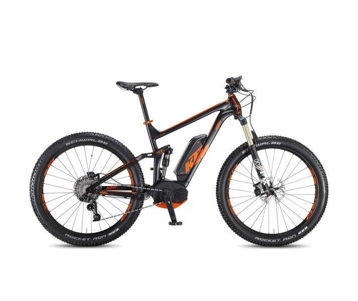 Bicicleta KTM MACINA KAPOHO 27.5+ X1 11 CX5 2016