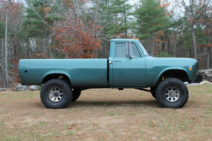 1974 International Harvester 4x4