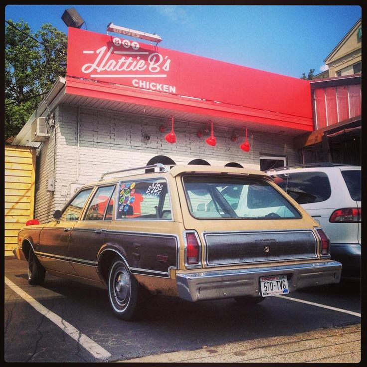 Фотографии на Hattie B's Hot Chicken - Нашвилл, TN