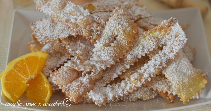 Ricetta+Chiacchiere+all+Arancia