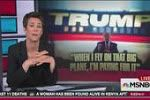the Donald Trump campaign's new national finance chair, Steven Mnuchin, and the federal corruption conviction of the senior strategist for Trump's newly embraced super PAC, Jesse Benton. http://www.msnbc.com/rachel-maddow-show