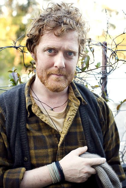 Glen Hansard. Love everything about him: his music and interpretative style are amazing, and his weathered, soulful good looks are the cherry on top... he is the textbook example of the consummate artist in my book