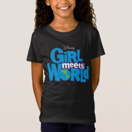Girl Meets World Crew Shirt - click to get yours right now!