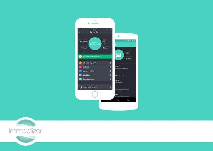 Did you know, that the iBlue Immobilizer software is available for every platform? The user-friendly application operates with most smartphones, which have Bluetooth 4.0 (BLE)