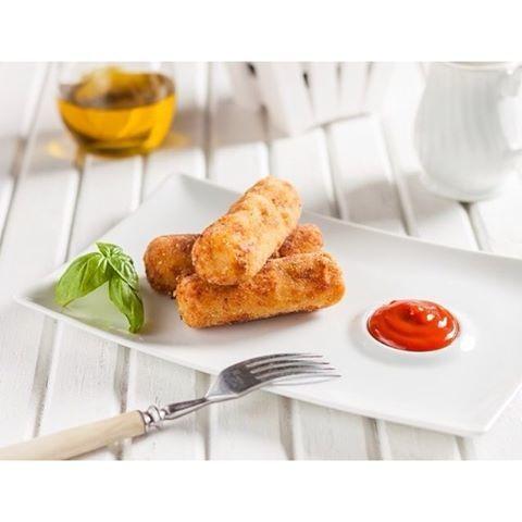 Куриные крокеты с начинкой рецепт с фото пошагово