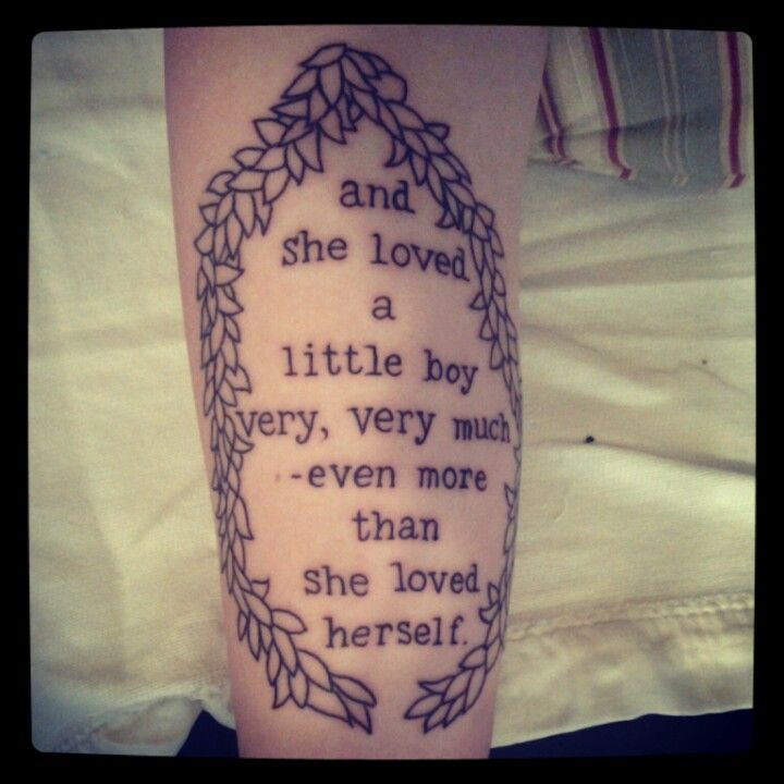 Best 25 the giving tree ideas on pinterest the give for Tattoos and giving blood
