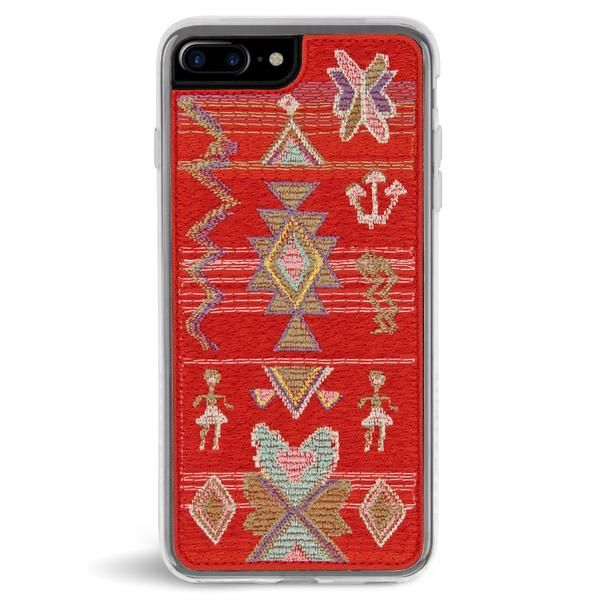Sahara Embroidered iPhone 7 Plus Case