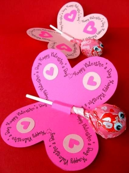 I think this would be great for Valentines day - Idea - decorar - chupachup
