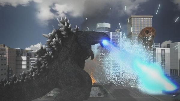 Kaiju clash in epic new gameplay trailer for upcoming Godzilla video game | Blastr See more Sci Fi at http://www.warpedspacescifi.com/