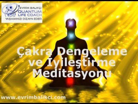 Daha Mutlu, Neşeli Ve Pozitif Düşünce İçin Meditasyon - YouTube