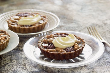 Nutty Maple Tart | Favorite Recipes | Pinterest