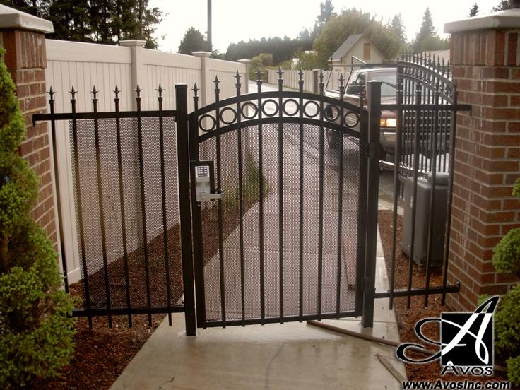 34 Best Images About Avos Inc Gates Driveway Gates Man