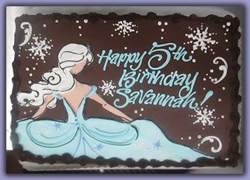 Ice Princess cake #icingonthecakelosgatos