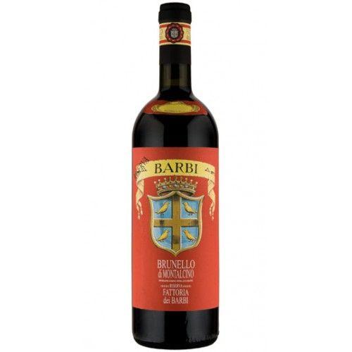 Barbi Brunello di Montalcino Riserva