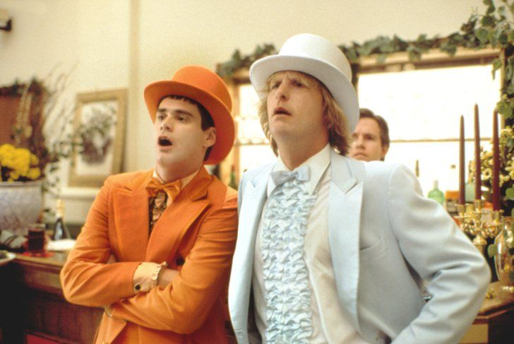 Get Your Halloween On With These Brilliant '90s Costumes Lloyd and Harry From Dumb and Dumber