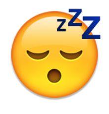 dormir visage