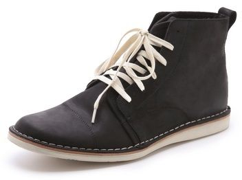 John Varvatos Star USA Barrett Cap Toe Boots on shopstyle.com