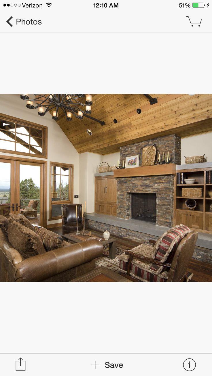 17 best stone veneer images on pinterest ledger stone fireplace
