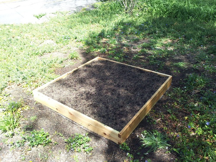 1000 images about garden home square foot vegetable on pinterest gardens raised beds and - Square meter vegetable garden ...