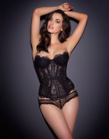 Luxury lingerie from Agent Provocateur. Shop for exquisite lingerie, classic corsetry, sumptuous nightwear, striking hosiery, sensual beauty and playful accessories.