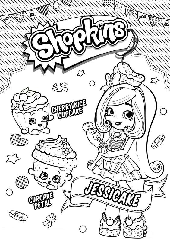 12 best Shopkins images on Pinterest | Colouring pages, Colouring ...