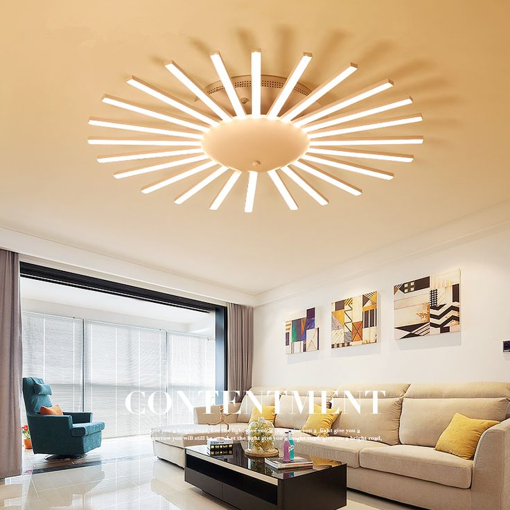 Nordic living room ceiling lights simple post-modern ceiling lamps LED Novelty bedroom Fixtures dining room Ceiling lighting. Yesterday's price: US $250.00 (202.87 EUR). Today's price: US $215.00 (174.47 EUR). Discount: 14%.
