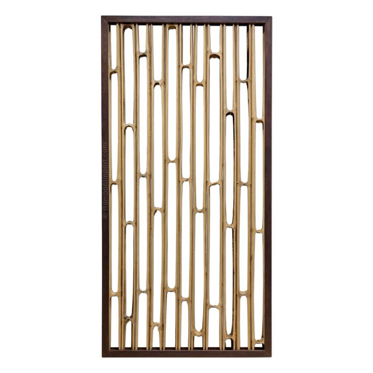 Bamboo Partition Screen Ricardo 90 x 180 cm