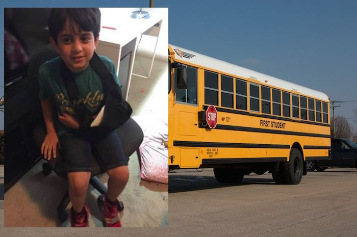 Zeeshan-Ul-Hassan Usmani has moved his family from US after his 7 year old son was beaten on the school bus!