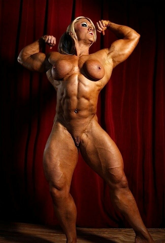 Have Nude boobs of body builder girls mine the