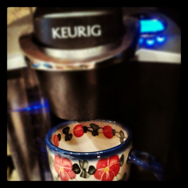 #Coffee, #Keurig, #Emeril: Favorite Things