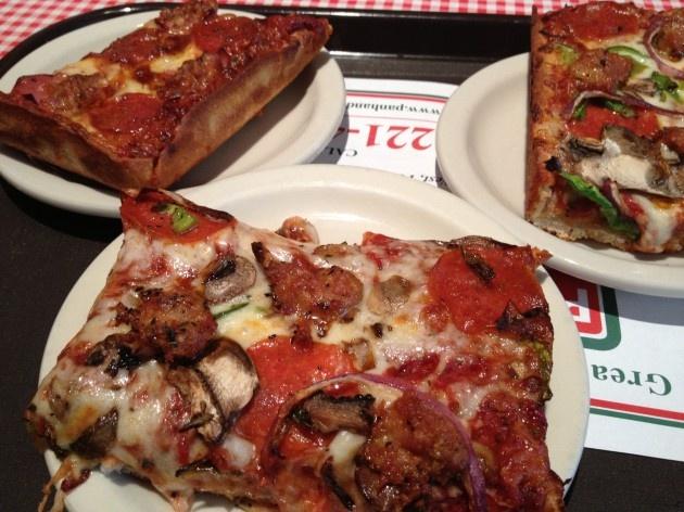 Panhandler's Pizza in Fort Collins