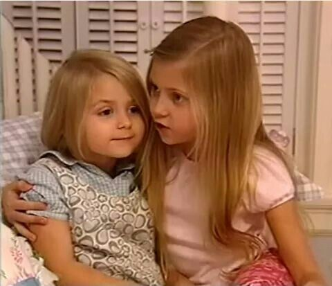 Another shot of Taylor and Sloane