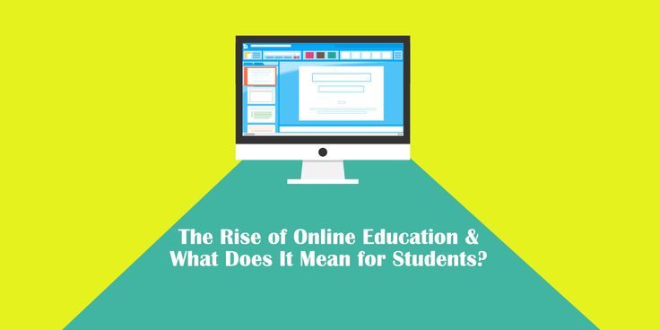Online learning is becoming more popular these days. Many public universities and colleges across the country are now offering online courses to students.