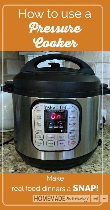 VIDEO: How to use a Pressure Cooker