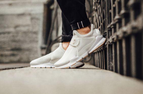 The Nike Sock Dart Light Bone Gum Is Now Available on http://SneakersCartel.com | #sneakers #shoes #kicks #jordan #lebron #nba #nike #adidas #reebok #airjordan #sneakerhead #fashion #sneakerscartel