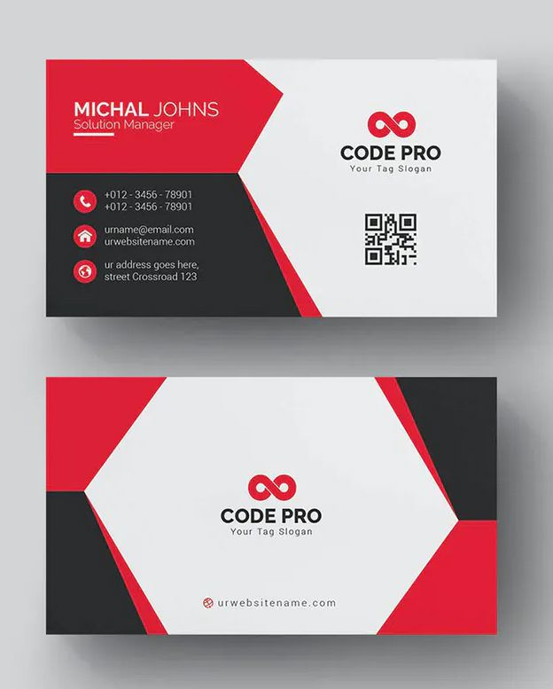 Business Card Design Eps Business Card Design Cards Free Business Card Design