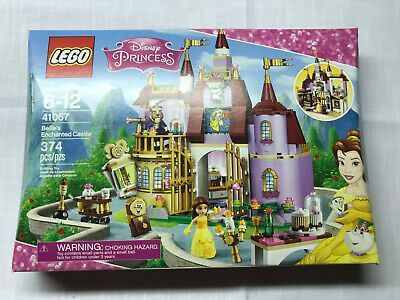 LEGO Set 41067 Disney Princess – Belles verzaubertes Schloss – Neues #afflink Enthalten   – lego
