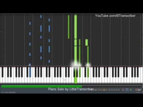 Christina Perri - A Thousand Years (Piano Cover) by LittleTranscriber Here's just the piano music :)