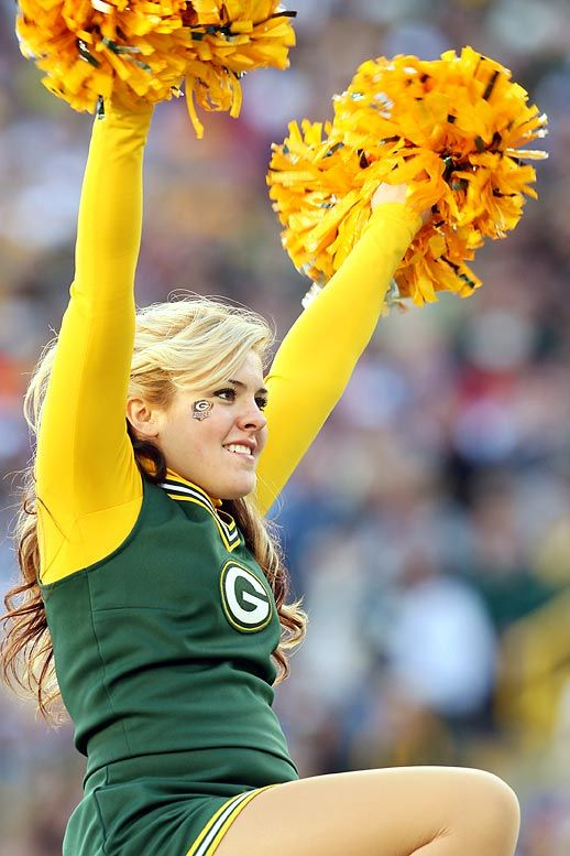 Green Bay Packers - NFL Cheerleaders